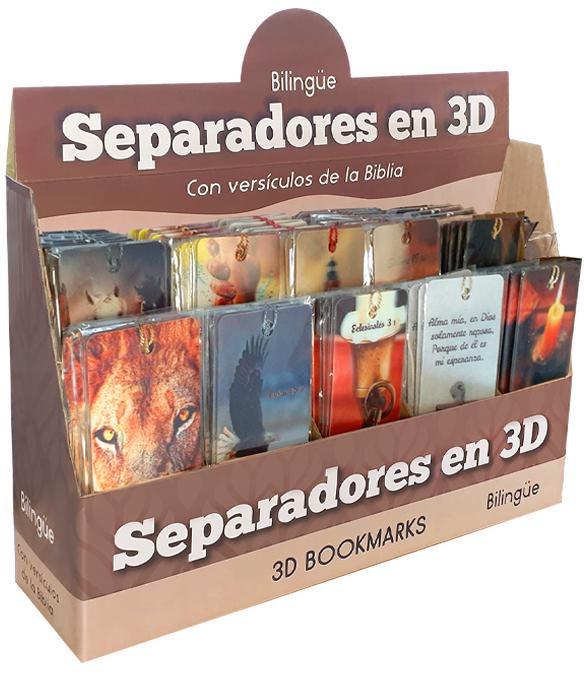 Separadores 3D Unisex